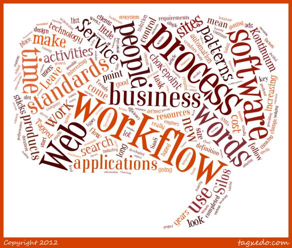 Workflow Tag Cloud