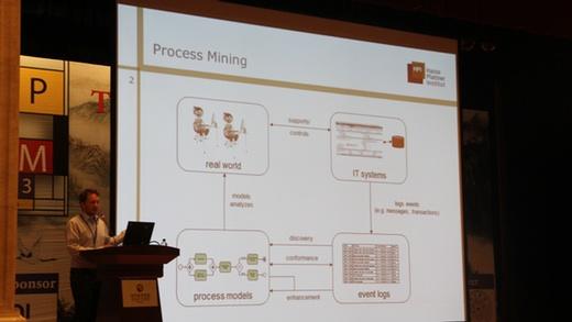 Process Mining at Main Conference