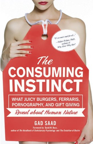 The Consuming Instinct: What Juicy Burgers, Ferraris, Pornography, and Gift Giving Reveal About Human Nature                                      by Gad Saad                                                              The Beauty of Different                                                                                                                                                    The Beauty of Different                                      by Karen Walrond                                                                                                  Thinking Fast and Slow                                                                                                                                                    Thinking, Fast and Slow                                      by Daniel Kahneman