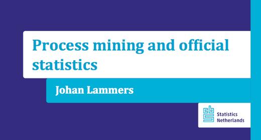 Johan Lammers at Process Mining Camp
