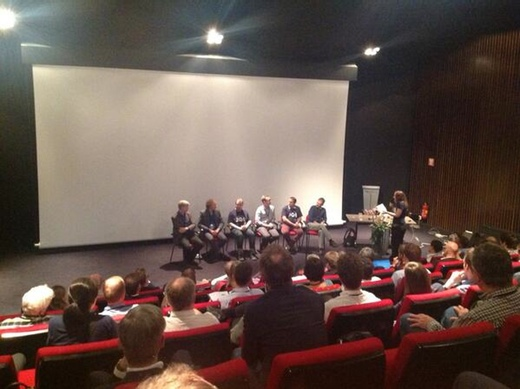 Panel discussion at this year's Process Mining Camp