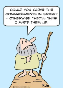10 BPM Commandments