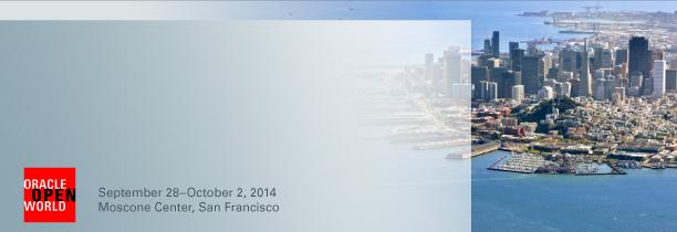 Oracle WebCenter & Oracle BPM Customer Appreciation Reception