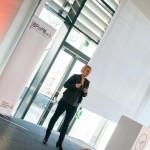 Dorit Fischer presents the results of the Digital Age BPM workshops