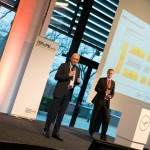 Our hosts Michael Bögle and Mirko Kloppenburg