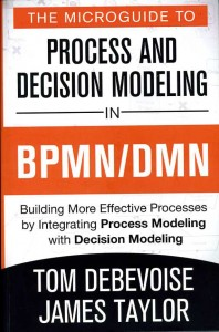 Book cover of 'The Microguide to Process and Decision Modeling'