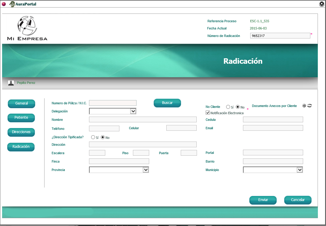 FormRadicacion