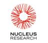 Nucleus Research reviews bpm'online CRM software