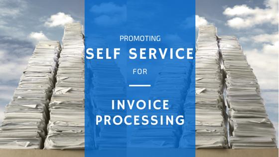 Promoting Self Servce