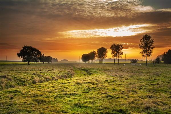 landscape-nature-sunset-clouds
