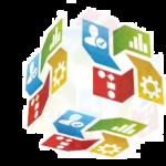 cDev Logo Cube