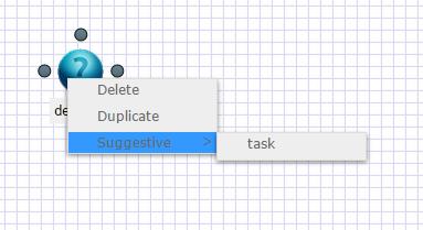 Suggestive Steps Tasks