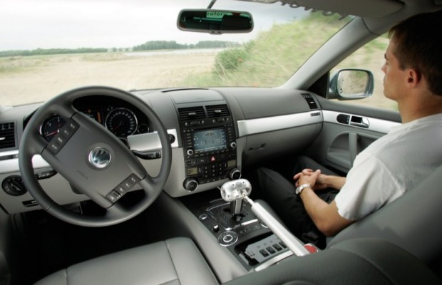 Driverless Cars Could Shake Up Auto Insurers
