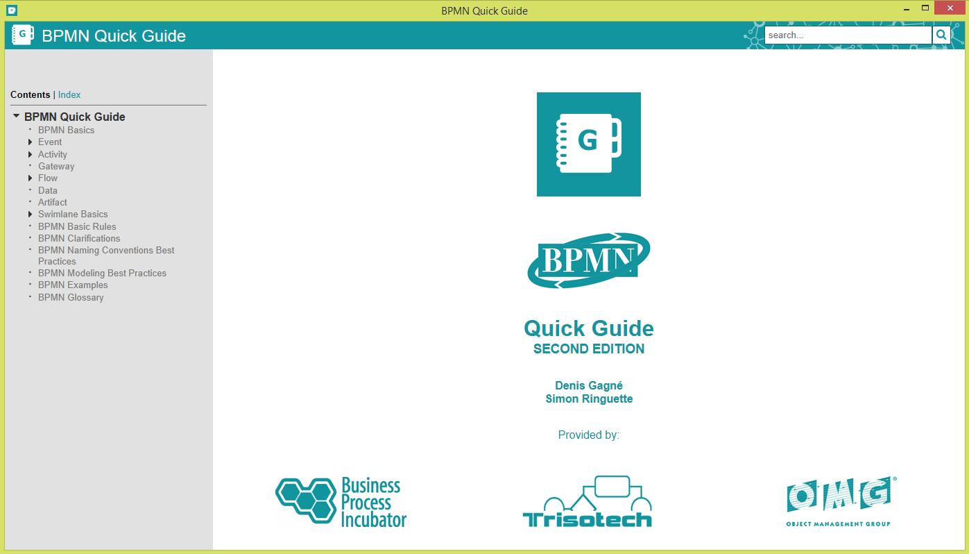 bpmn 2.0 handbook free download