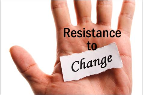 resistance to change research paper Managing resistance to change sharon l baker abstract while some resistance to change is inevitable, this article suggests that inept management strategies can often cause the normal unease.