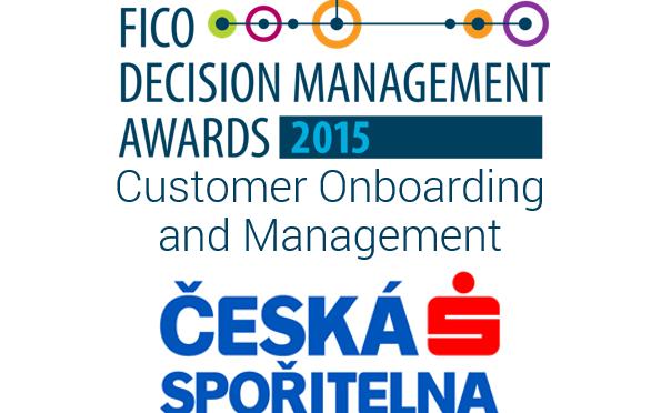 Ceska Decision Management Awards logo