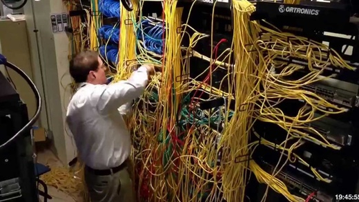 Data Center Cleanup