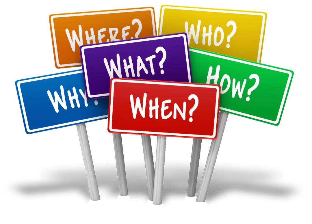 Image result for who what where when why