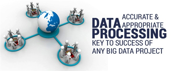 Data Processing leads to Success of Big Data Initiatives