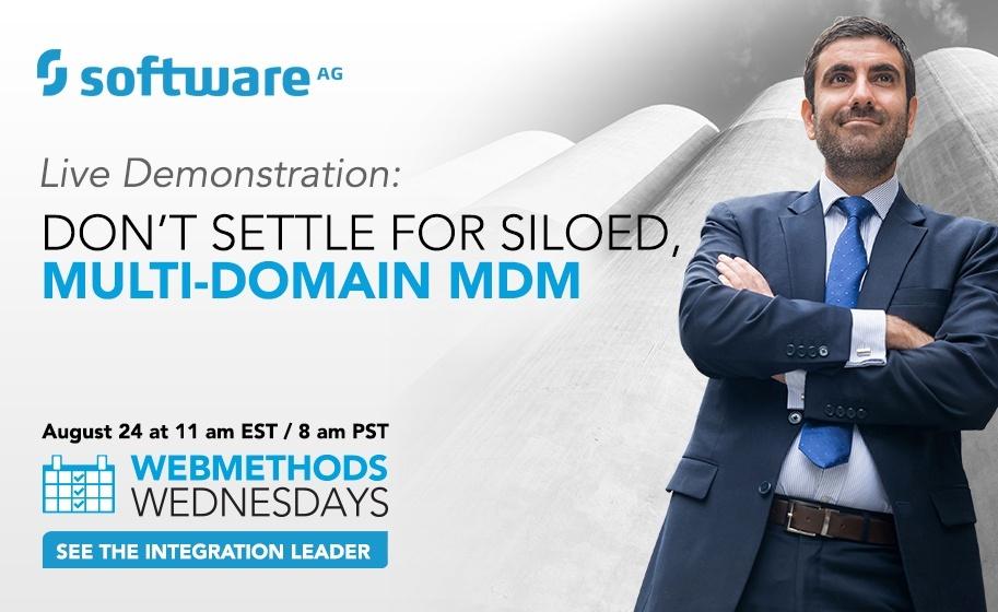 Don't Settle for Siloed Multi-Domain MDM