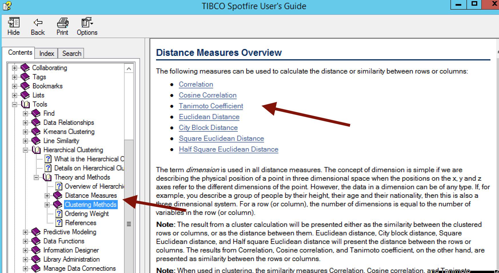 Clustering -Distance Measures