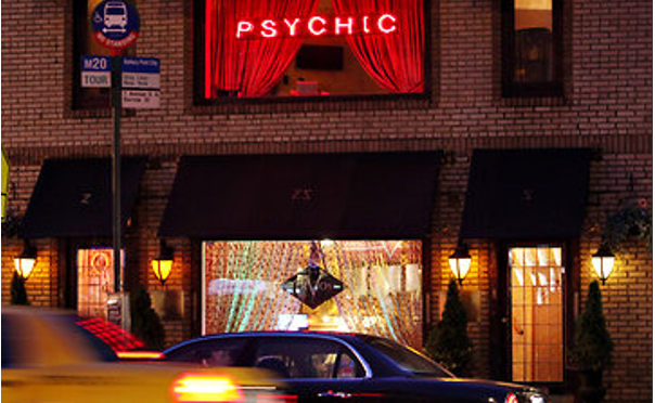 Psychic office