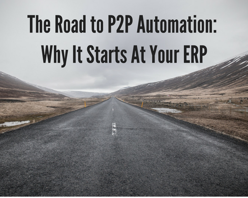 The Road to P2P Automation