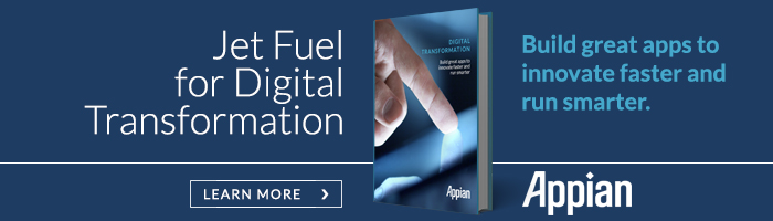 Jet Fuel for Digital Transformation   Build great apps to innovate faster and run smarter.
