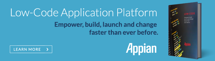 Low-Code Application Platform | Empower, build, launch and change faster than ever before.