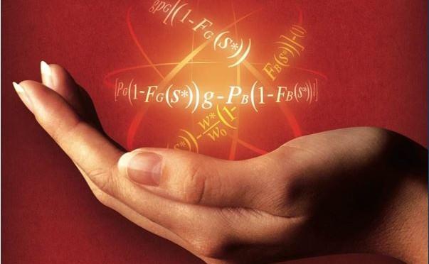 Hand holding analytics