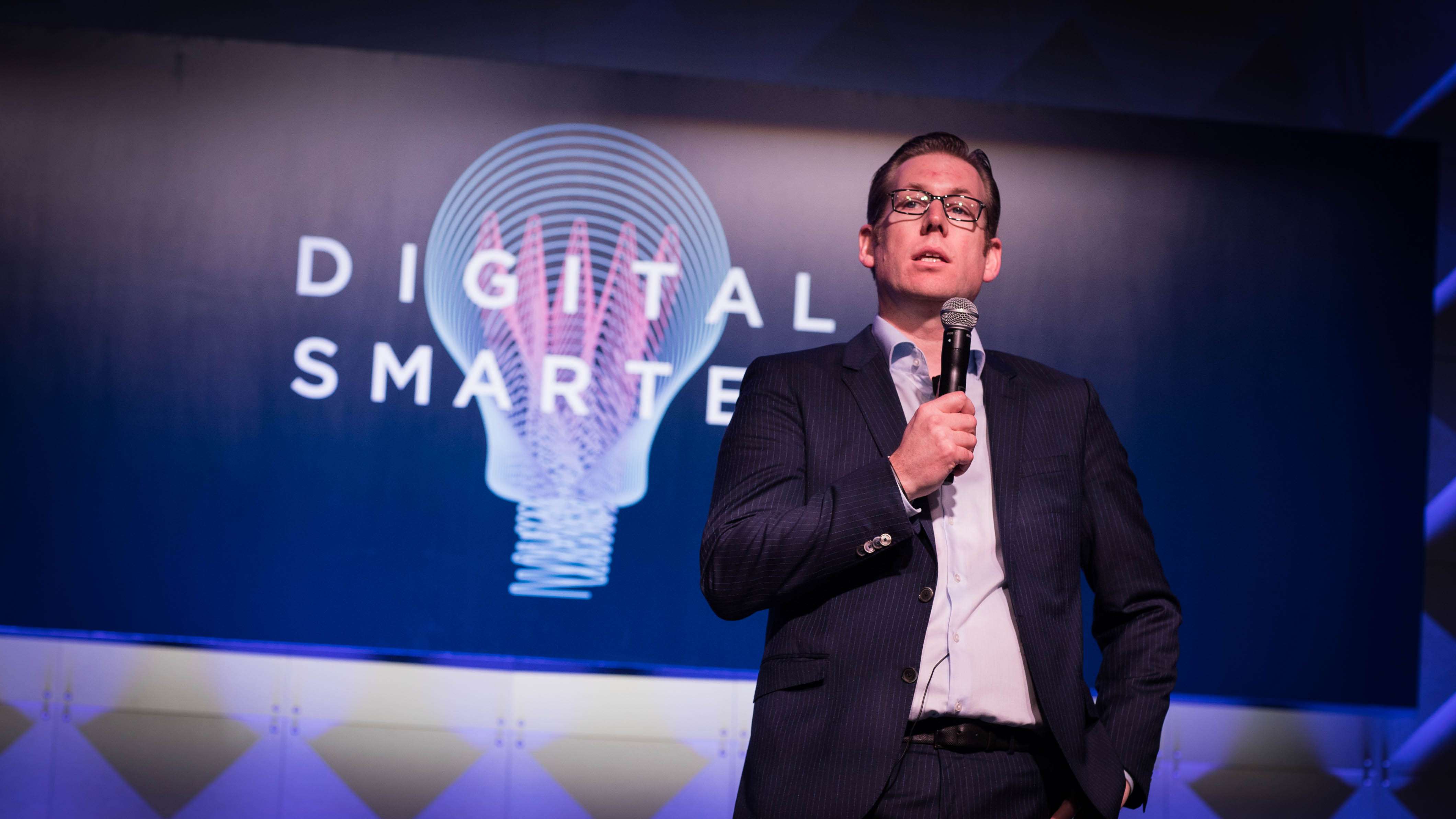 CMO Thomas Been explains how this year's TIBCO NOW theme—Digital Smarter—is about enhancing the customer experience, increasing and improving speed and agility, and a focus on continuous optimization.