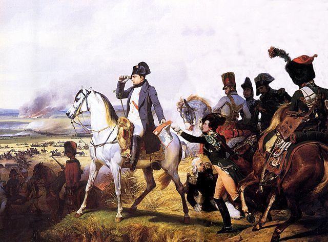 Napoleon at Wagram