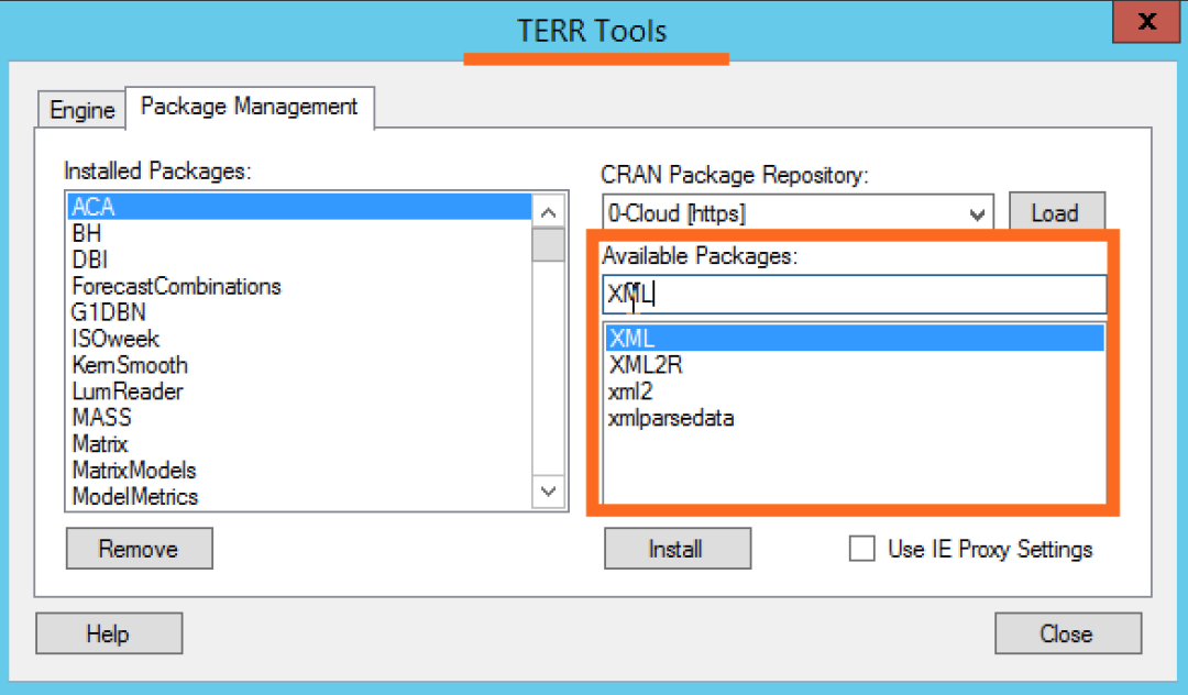 loading xml data into tibco spotfire bpi the destination for