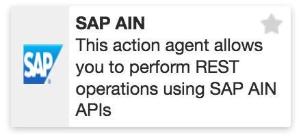 XMPro SAP AIN Action Agent
