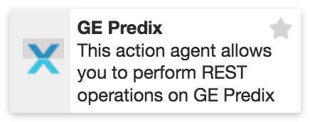 XMPro GE Predix Action Agent
