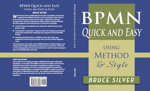 announcing new book bpmn quick and easy bpi the destination for everything process related - Bpmn Book