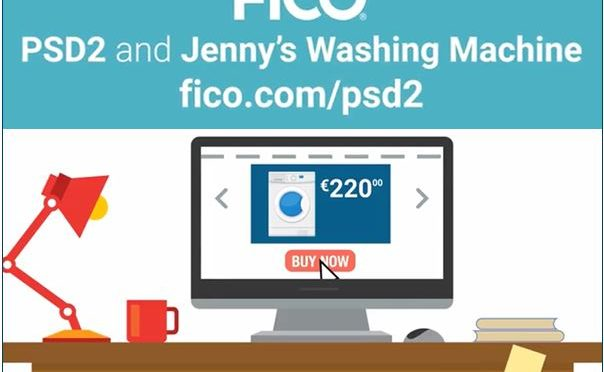 Image from FICO video