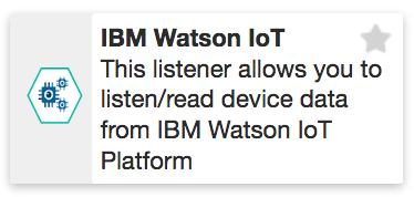 XMPro IBM Watson IoT