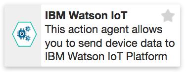 XMPro IBM Watson IoT Action Agent