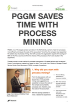 Download Interview Case Study: PGGM Saves Time With Process Mining