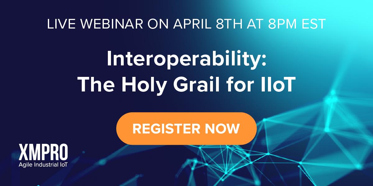 Register for the Interoperability Webinar