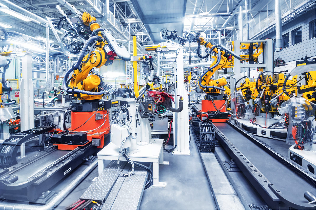 IIC Smart Factory Machine Learning for Predictive Maintenance Testbed
