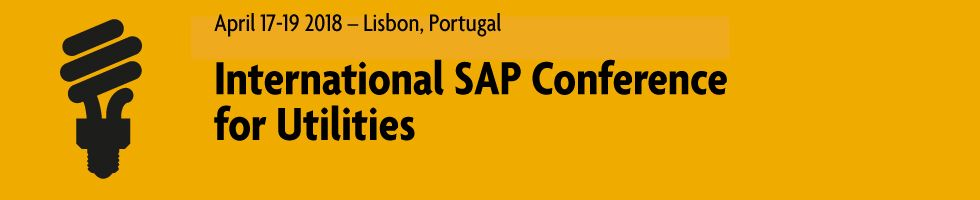 SAP International Conference for Utilities 2018