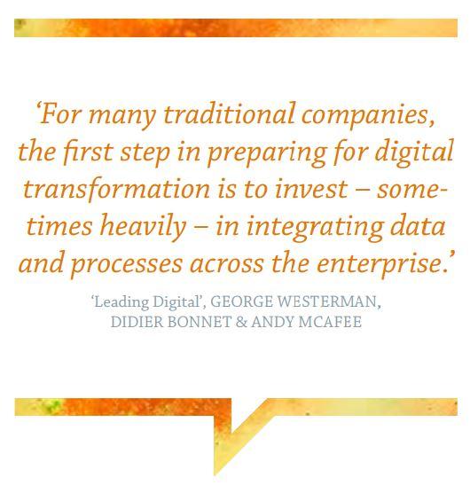 digital operations process