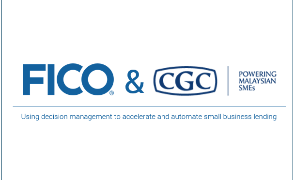 Accelerating and automating small business lending