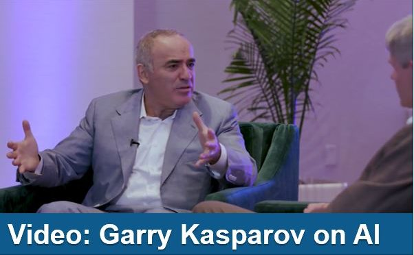 Ethical AI - Gary Kasparov