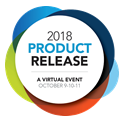 2018 Virtual Product Release
