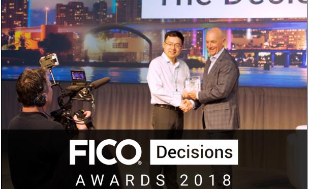 FICO Decision Awards 2018