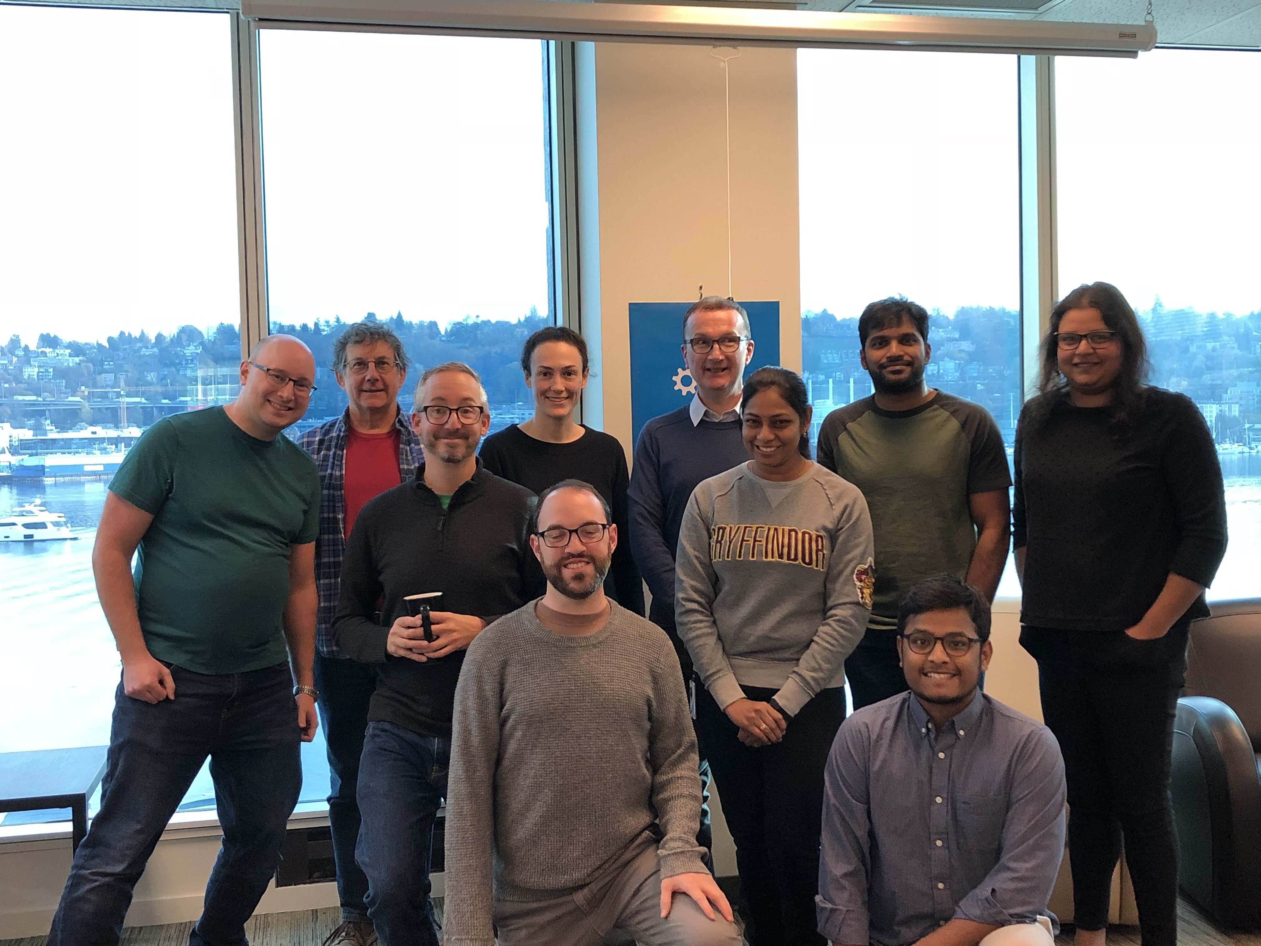 The Spotfire team from Seattle