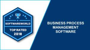 SoftwareWorld - Top 10 BPM Suites